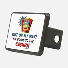Out of My Way Casino! Hitch Cover