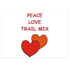 trail mix Invitations