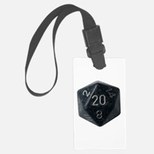 D20 Luggage Tag