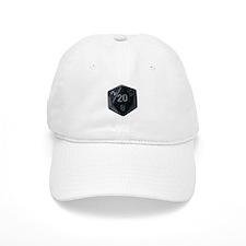 D20 Baseball Baseball Cap