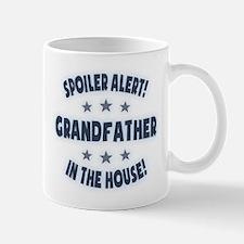 Spoiler Alert Grandfather Mug