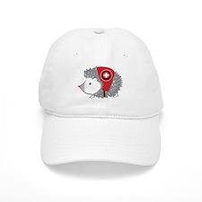 Service Hedgehog Baseball Cap