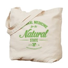 Natural State Logo Tote Bag