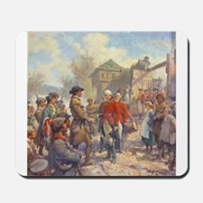 fort sackville Mousepad