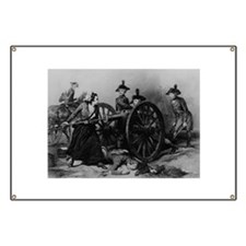 molly pitcher Banner