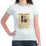 Judge Roy Bean Jr. Ringer T-Shirt