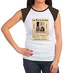 Judge Roy Bean Women's Cap Sleeve T-Shirt
