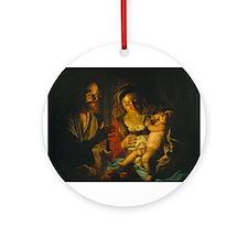 44 Ornament (Round)
