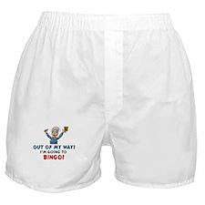 Bingo!! Boxer Shorts