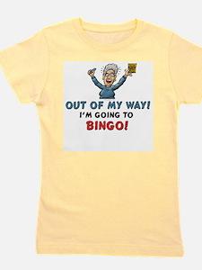 Bingo!! Girl's Tee