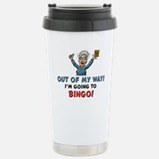 Bingo!! Travel Mug