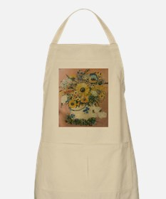 Sunflower Varieties Apron