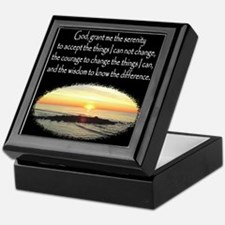 SUNRISE SERENITY Keepsake Box