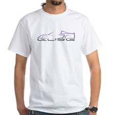 eliseoutline-blue T-Shirt