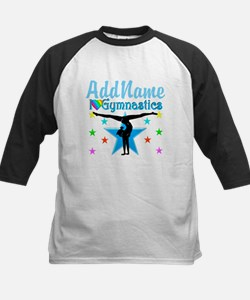 GYMNAST POWER Kids Baseball Jersey