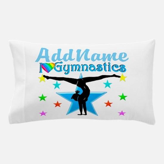 GYMNAST POWER Pillow Case