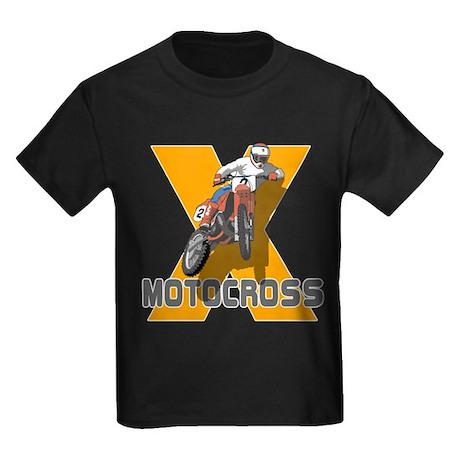 Extreme Motocross Kids Dark T-Shirt