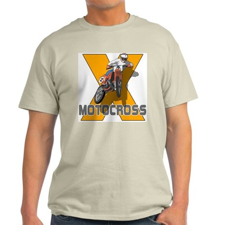 Extreme Motocross Light T-Shirt