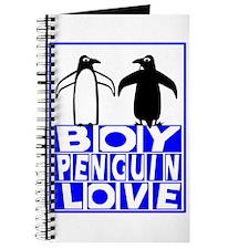 Cute Gay penguin Journal