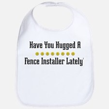Hugged Fence Installer Bib