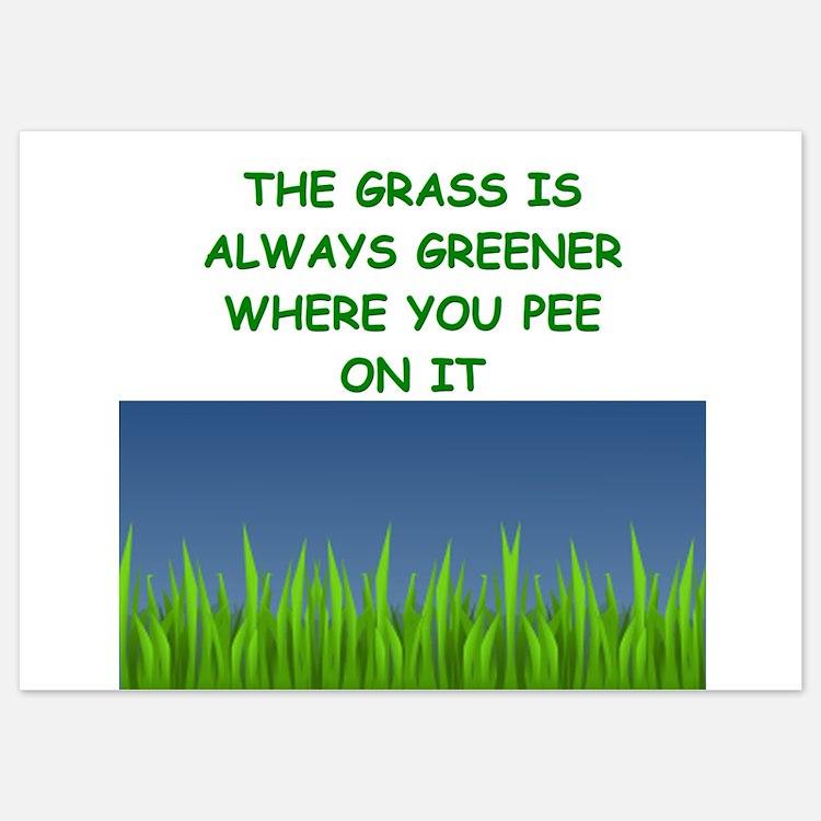 grass Invitations