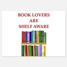 book lover Invitations
