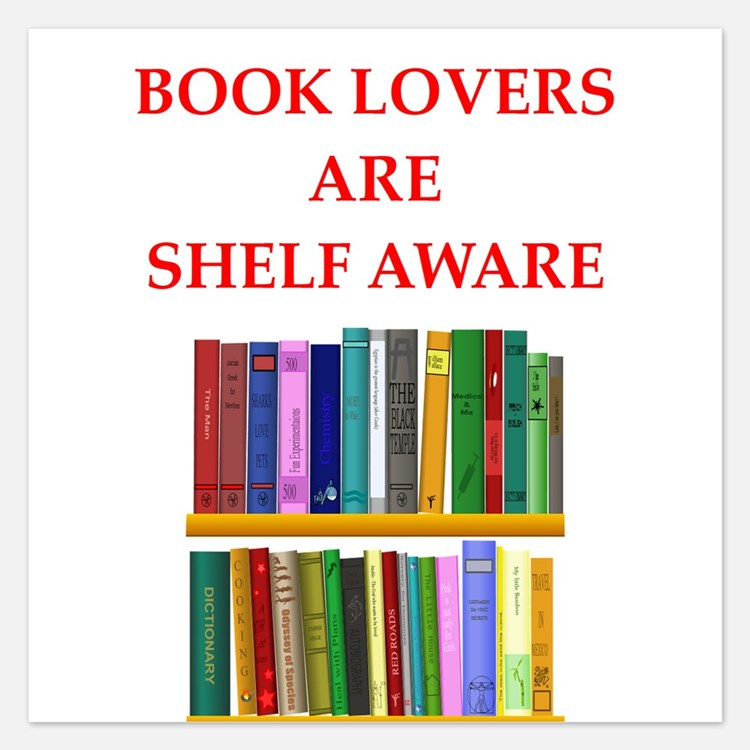 book lover Invitations