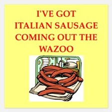 sausage Invitations