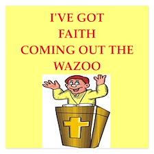 faith Invitations