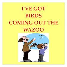 bird watcher Invitations