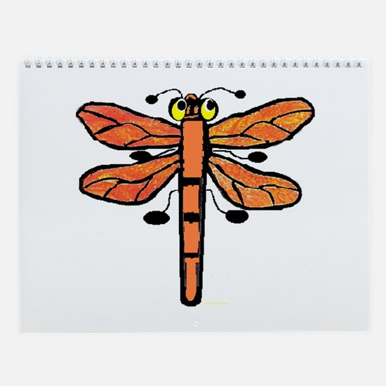 Blessing Box Cottage/SWM/Cartoon/Bugs Calendar
