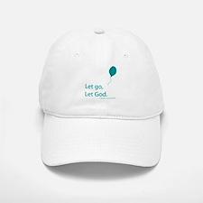 Let go Let God Baseball Baseball Cap