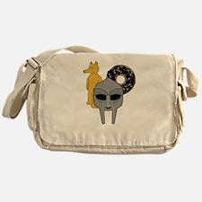 Mf Doom shirt - Doom Dilla Madlib Messenger Bag