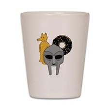 Mf Doom shirt - Doom Dilla Madlib Shot Glass