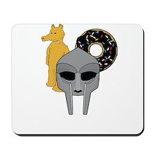 Mf Doom shirt - Doom Dilla Madlib Mousepad