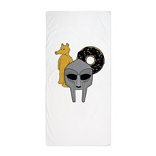 Mf Doom shirt - Doom Dilla Madlib Beach Towel