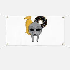 Mf Doom shirt - Doom Dilla Madlib Banner