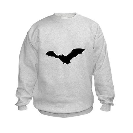 Vampire Bat Kids Sweatshirt
