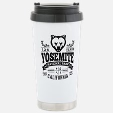 Yosemite Vintage Travel Mug