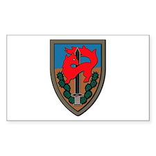 Israel - Givati Brigade - No T Decal