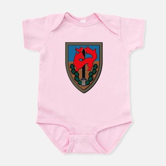 Israel - Givati Brigade - No Text Infant Bodysuit