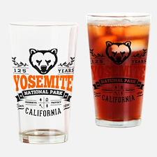 Yosemite Vintage Drinking Glass