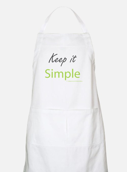 Keep it Simple Apron