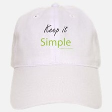 Keep it Simple Baseball Baseball Cap