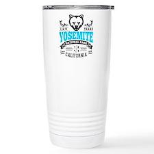 Yosemite Vintage Travel Mug