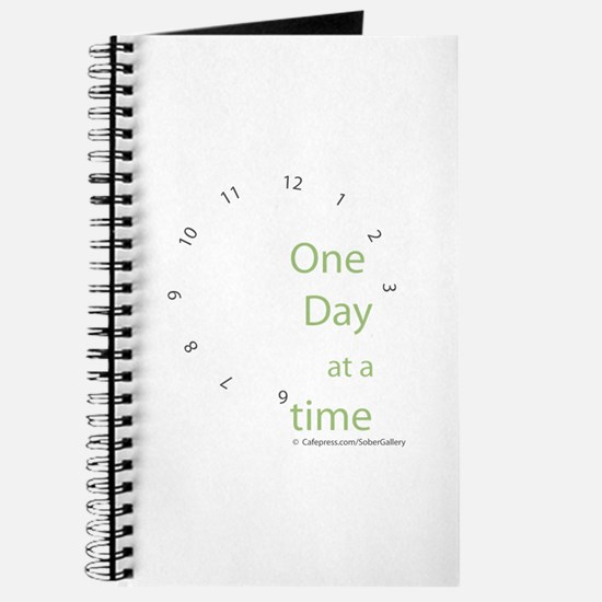 One Day at a Time Journal