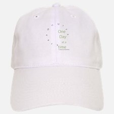 One Day at a Time Baseball Baseball Cap