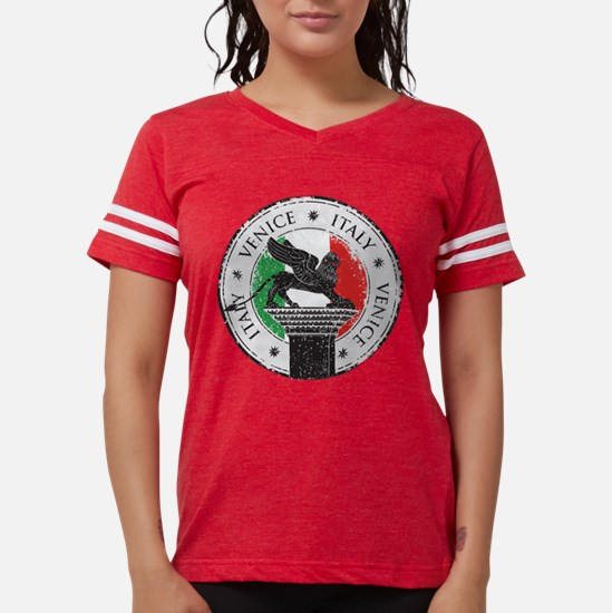 Venice Italy Stamp T-Shirt