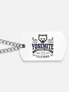 Yosemite Vintage Dog Tags