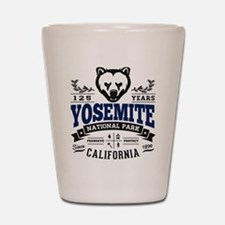 Yosemite Vintage Shot Glass